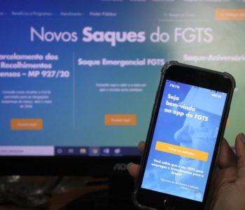Saque emergencial do FGTS termina em (31) de dezembro — © Reprodução