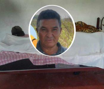 Homem encontrado morto em casa - @Jaelson Silva