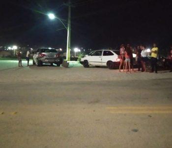 Homem invade contramão e provoca acidente em São José da Laje — © BR104
