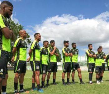 Murici apresenta elenco para temporada 2021 — © Ascom/Murici