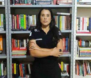O crime está sendo investigado pela delegada Adeliana Xavier, de Governador Valadares — © Tim Filho