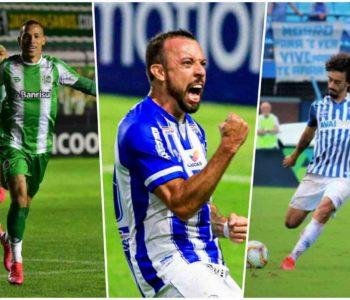 Três clubes disputam acesso à Série A — © Reprodução