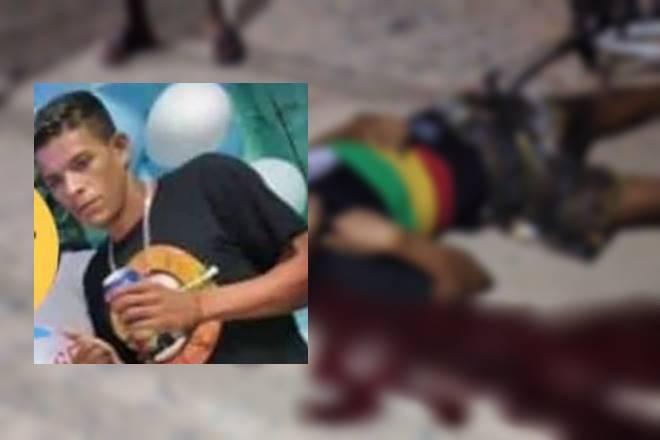 """""""Bandidão"""" foi morto com vários tiros na cabeça — © Cortesia ao BR104"""