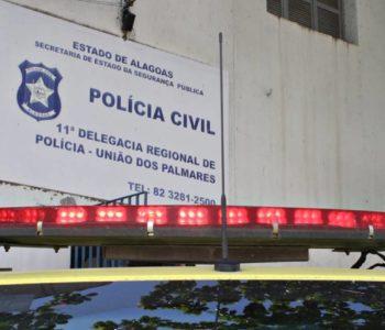 Delegacia Regional de União (11ª DRP) — © Gustavo Lopes/BR104/Arquivo