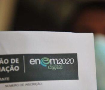 Estudantes fazem amanhã as provas de exatas do Enem digital — © Gazeta Brasil