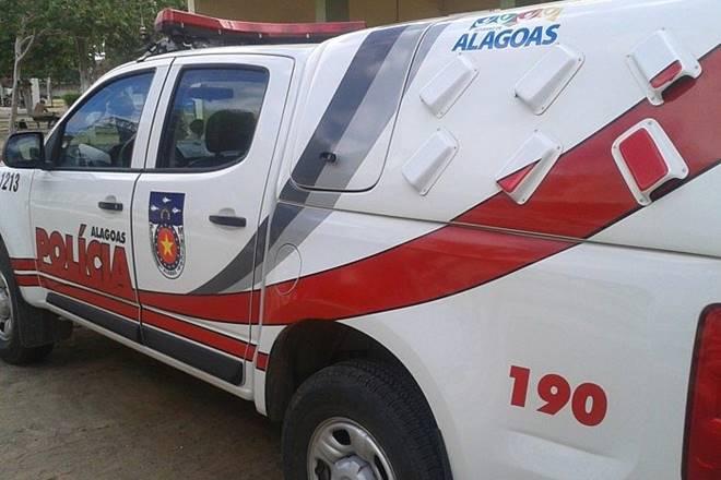 Guarnição da Polícia Militar de Alagoas — © Reprodução