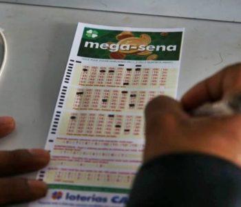 A aposta mínima da Mega-Sena custa R$ 4,50 — © Reprodução