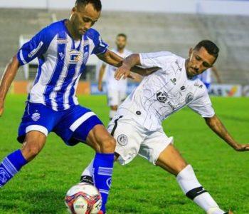 ASA e CSA — @ Ailton Cruz/Gazeta de Alagoas
