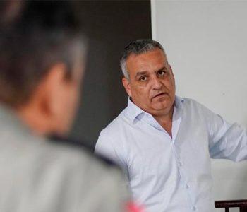 Alfredo Gaspar, secretário de Segurança Pública de Alagoas - @reprodução