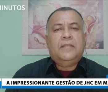 Adelson Andrade comenta a gestão de JHC