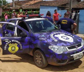 Guarda Municipal e Polícia Militar foram acionadas — © BR104