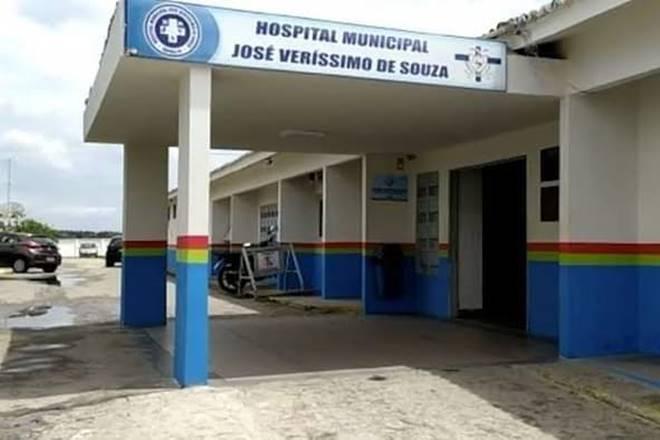 Hospital Municipal José Veríssimo de Souza — © Reprodução/Internet
