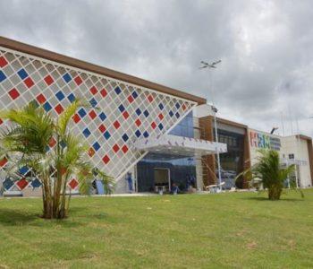Hospital Regional da Mata (HRM) — © Carla Cleto