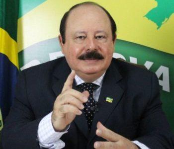 Levy Fidelix tinha 69 anos e estava internado desde março em um hospital particular — © Divulgação/PRTB