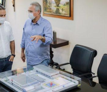 Renan Filho e Renan Calheiros — © Ascom/Governo de Alagoas