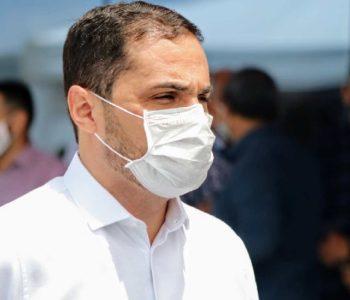 Secretário de Estado da Saúde (Sesau), Alexandre Ayres — © BR104