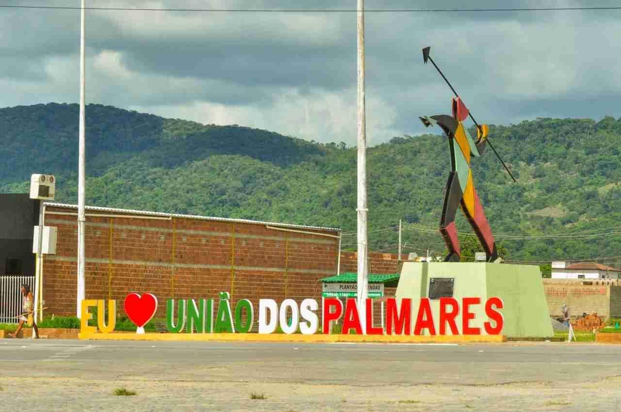Entrada de União dos Palmares –© Johny Lucena