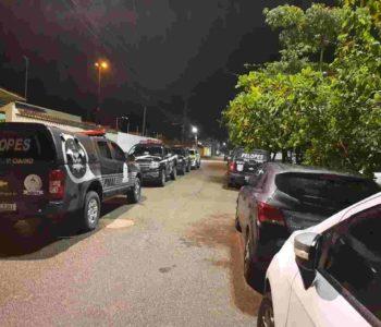 Operação Cerco em Anadia e Maceió ¬ © Divulgação/SSP