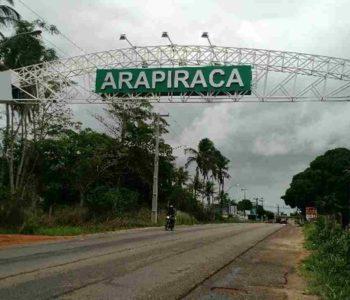Entrada de Arapiraca –© Reprodução/Internet