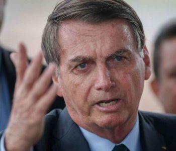 Bolsonaro vem a Maceió, na próxima semana — © AFP