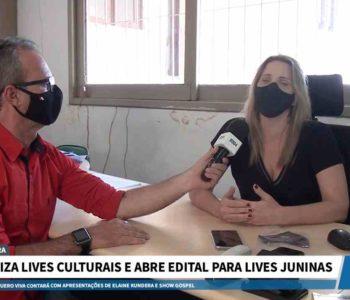 Entrevista com Mirian Monte, presidente da FMAC – © BR104