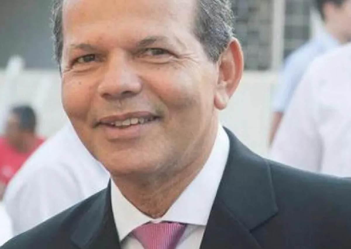 Ex-prefeito de Atalaia, Chico Vigário — © Reprodução/Arquivo Pessoal