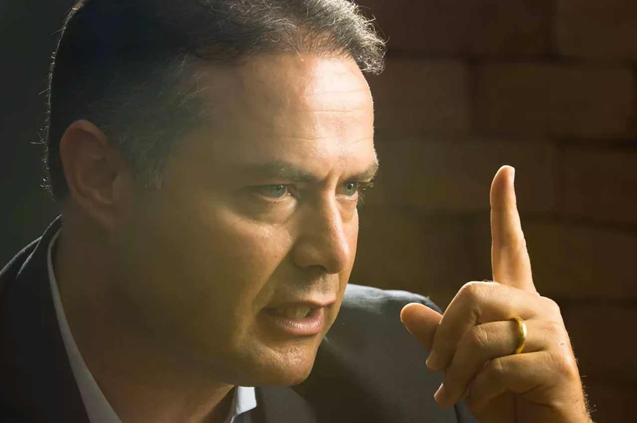 Governador Renan Filho — © Reprodução