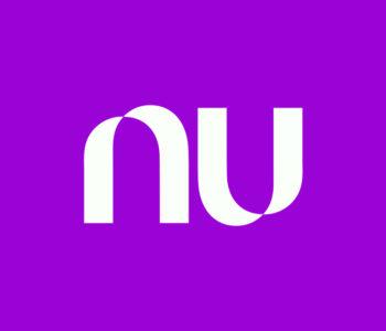 Nova logo do Nubank –© Reprodução/Internet