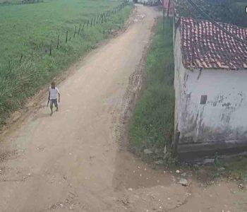 Idoso desaparecido em União foi visto pela última vez na Camaratuba — © Reprodução