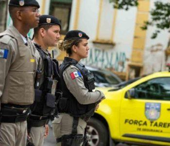 Policiais da PM de Alagoas –© Ascom/SSP