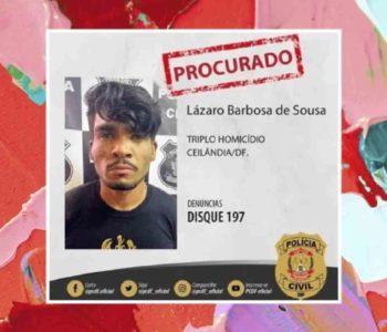 Lázaro Barbosa Sousa
