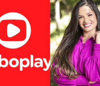 GloboPlay e Juliette Freire. Foto: Reprodução da internet)