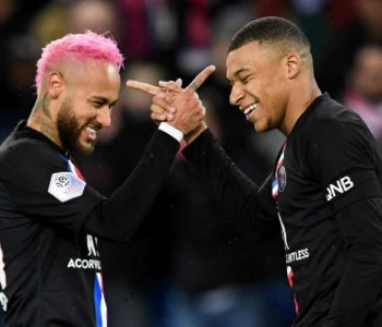 Neymar e Mbappé — ©Foto: Goal.com