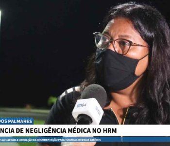 Rosimere Pereira, tia da vítima, falou sobre o caso — © Reprodução