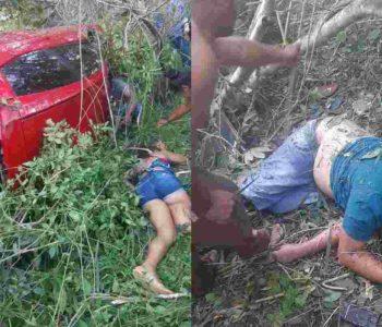 Acidente na cidade de Ibateguara | © Cortesia