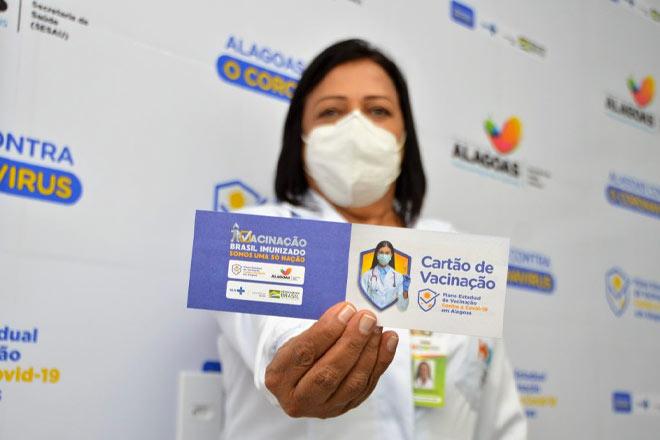 Cartão de vacina @Carla Cleto