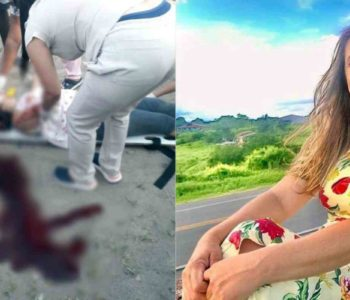 Jenilda Bento, de 39 anos, era servidora pública e caminhava às margens da rodovia com uma amiga | © Reprodução/Redes Sociais