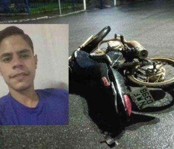 Luandenysson Santos Leite, de 24 anos, sofreu um grave acidente na última quarta-feira (21) © Gustavo Lopes/BR104