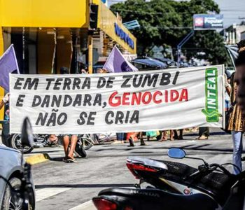 Manifestação contra Bolsonaro - @BR104
