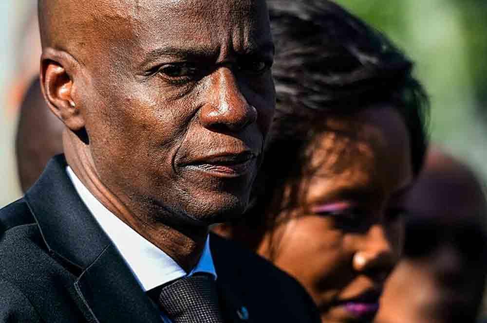 Presidente do Haiti, Jovenel Moise - @divulgação