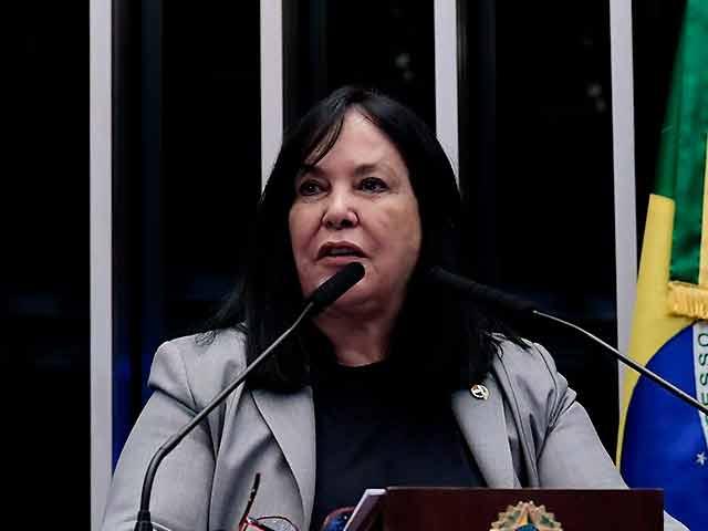 Senadora Rose de Freitas - @Divulgação