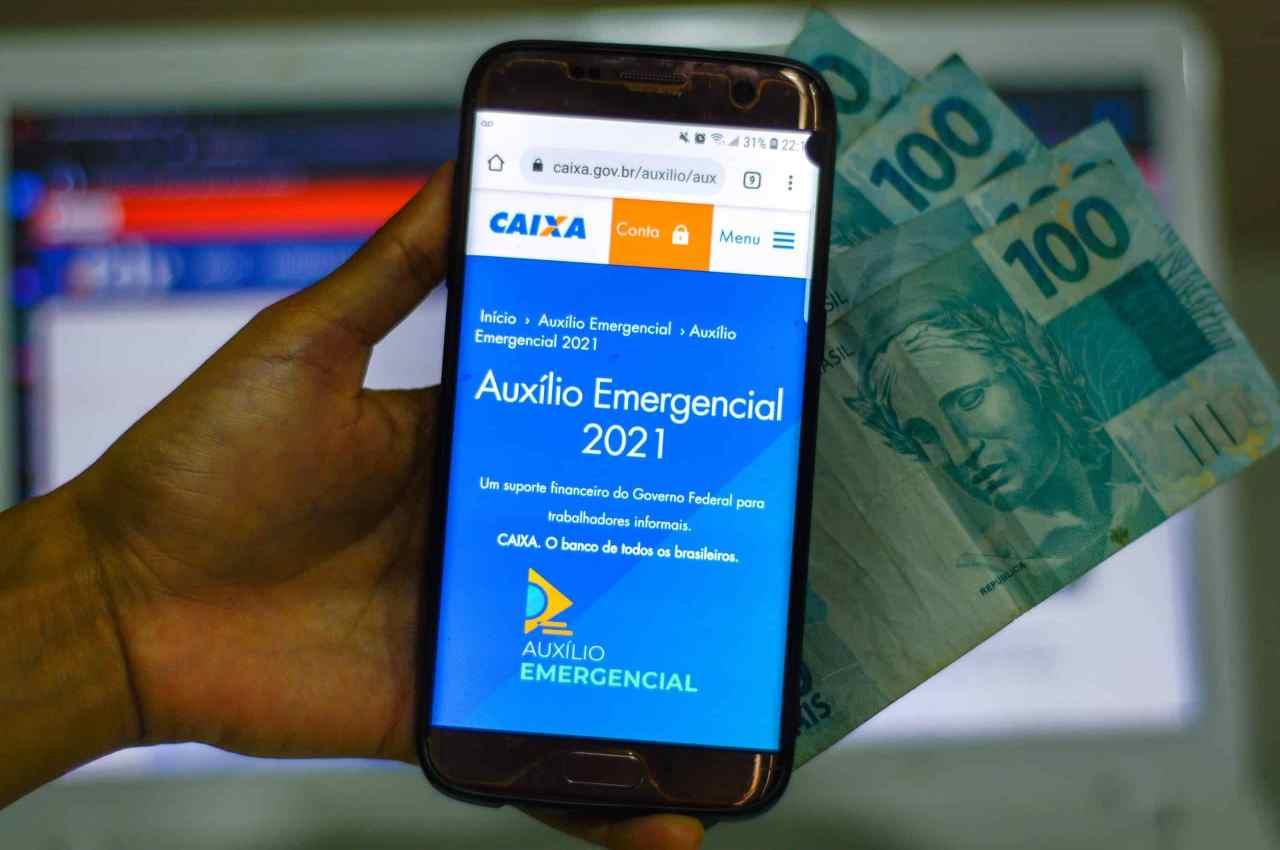 Auxílio Emergencial | © Marcos Rocha