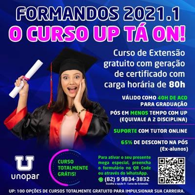 Banner publicidade UNOPAR