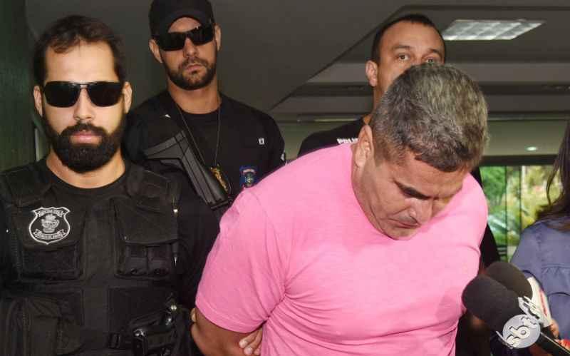 Funcionário da Cebraspe preso - @internet