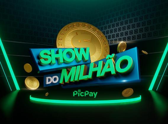 Logo do novo Show do Milhão