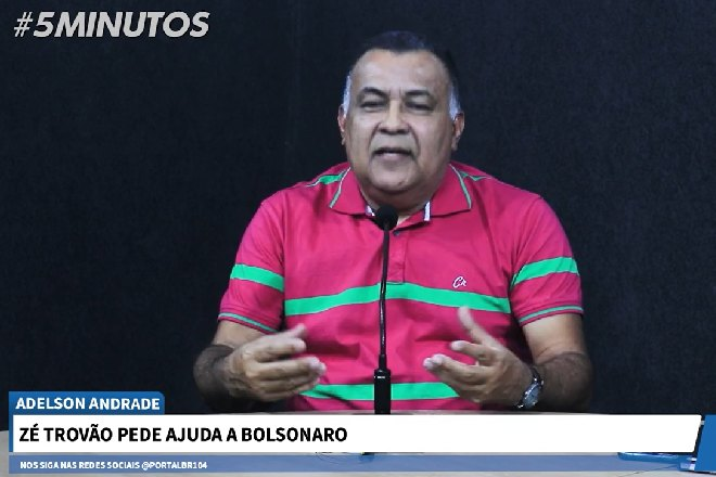 Adelson Andrade | © BR104