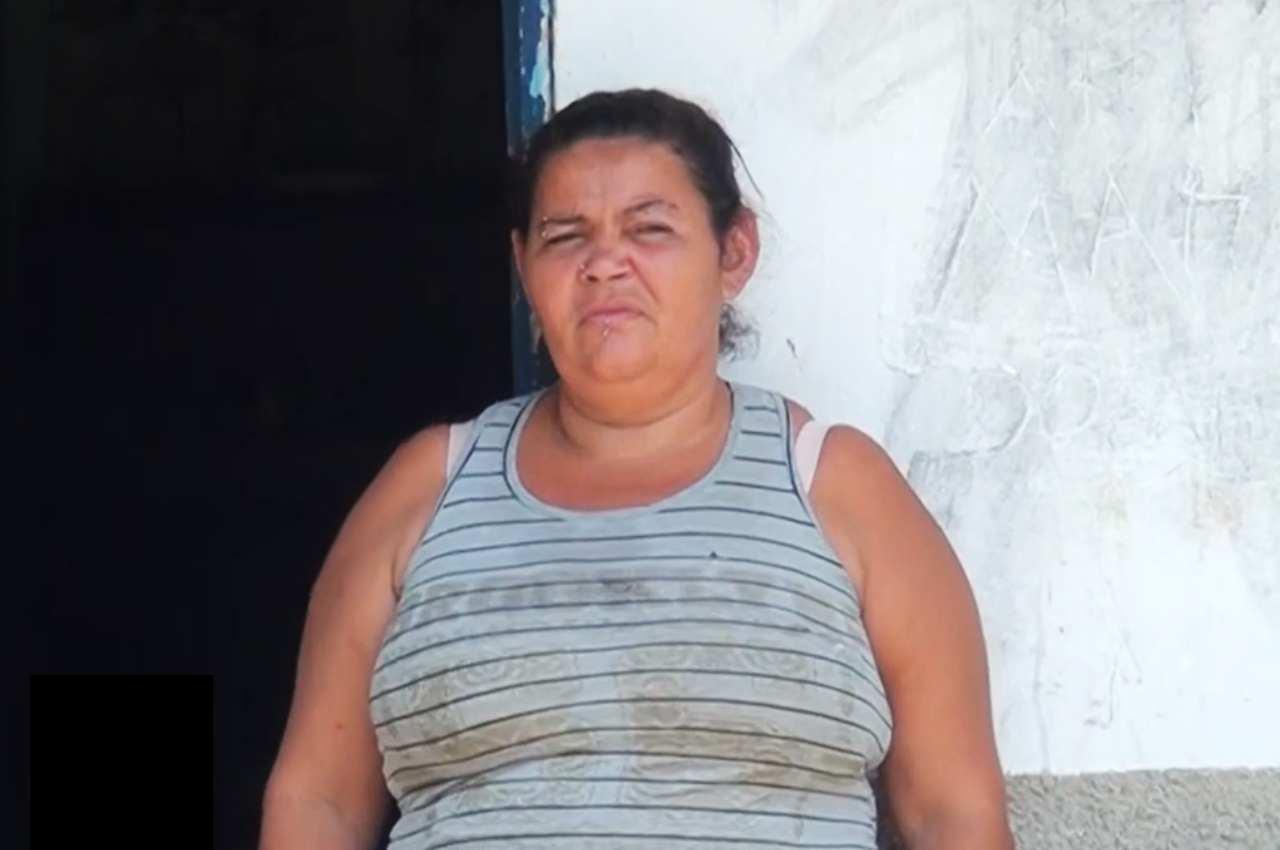 Adriana Silva pede ajuda da população para comprar remédios e alimentos   © BR104