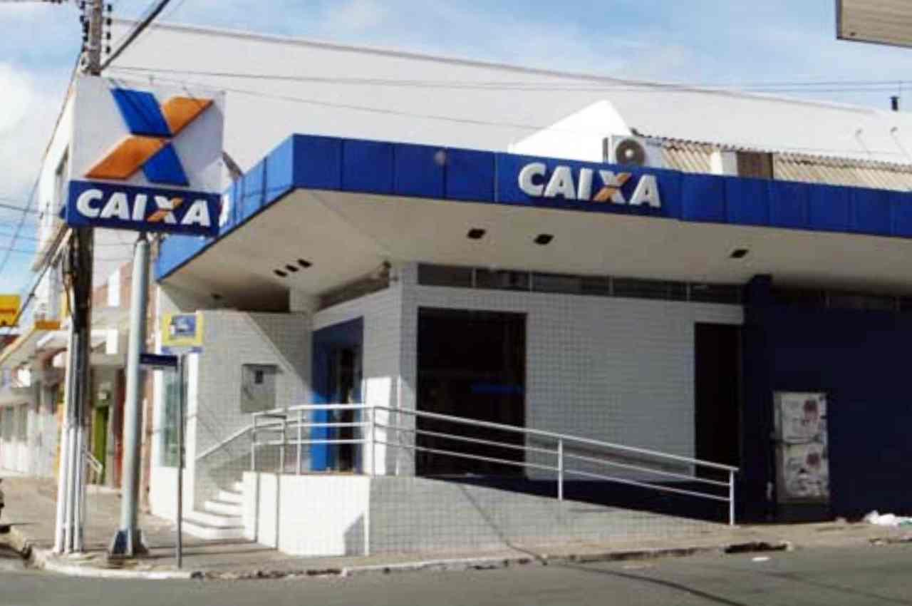Agência da Caixa Econômica de União dos Palmares   © Reprodução/Tribuna União