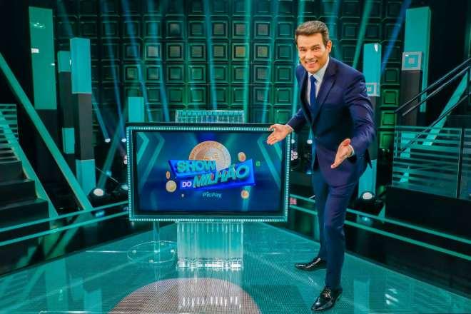 Celso Portiolli e o novo Show do Milhão