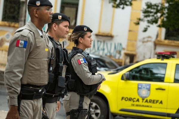 Policiais militares - @Divulgação
